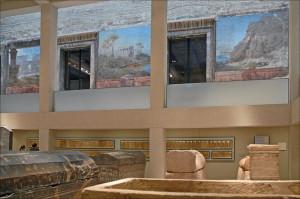 La_cour_égyptienne_(Neues_Museum,_Berlin)_(6098970799)